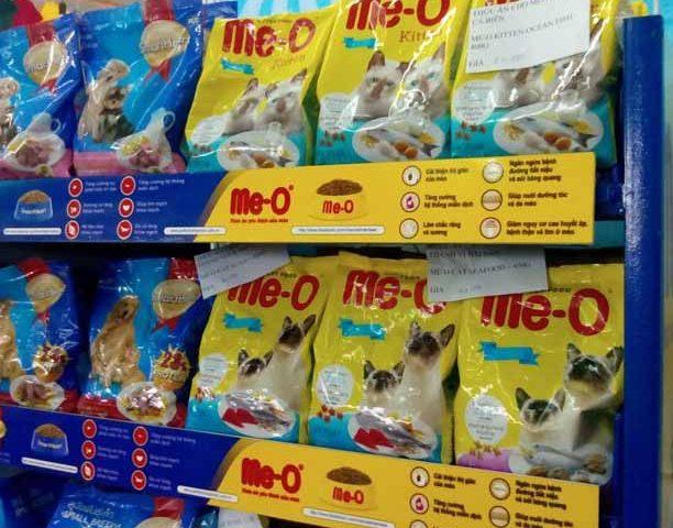 Thủ tục nhập khẩu thức ăn cho chó mèo
