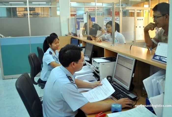 công ty dịch vụ hải quan