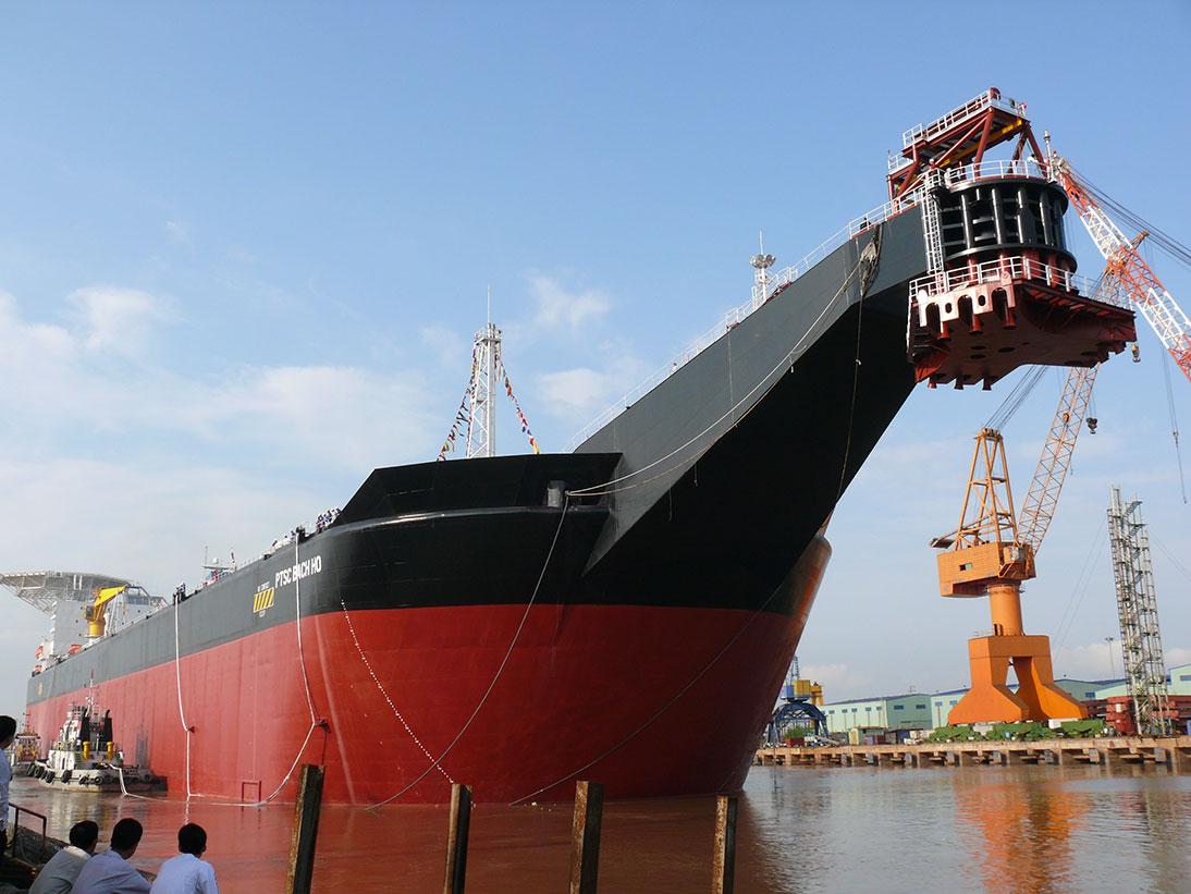 công ty vận tải biển nam triệu