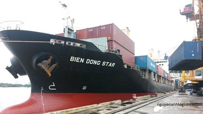 tàu biển đông star