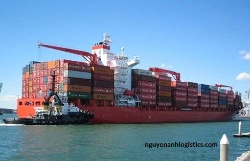 vận chuyển container nội địa
