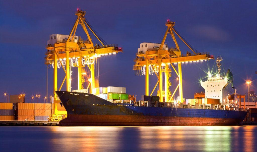 vận chuyển đường biển từ Trung Quốc về Việt Nam