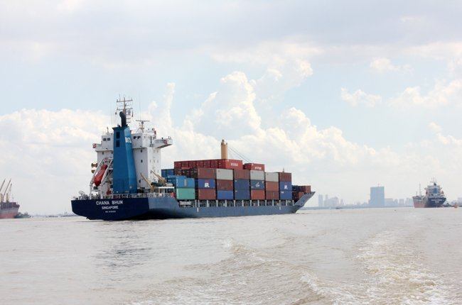 giá cước vận chuyển đường biển nội địa