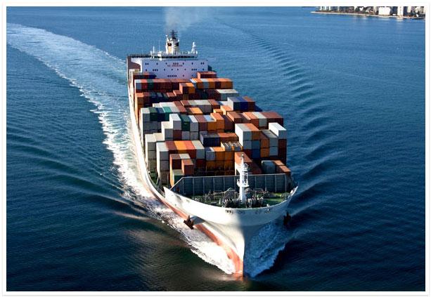 Vận chuyển hàng TQ đường biển
