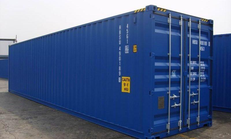 container 20 feet hàng khô