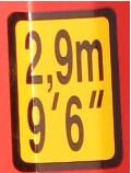 dấu hiệu container cao