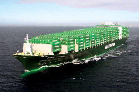 giá cước vận chuyển hàng hóa bằng đường biển