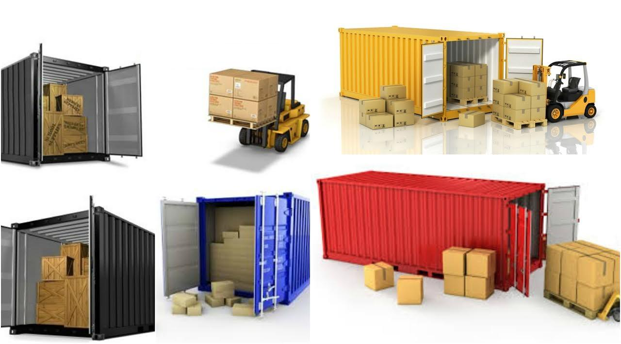 hàng rời và hàng container