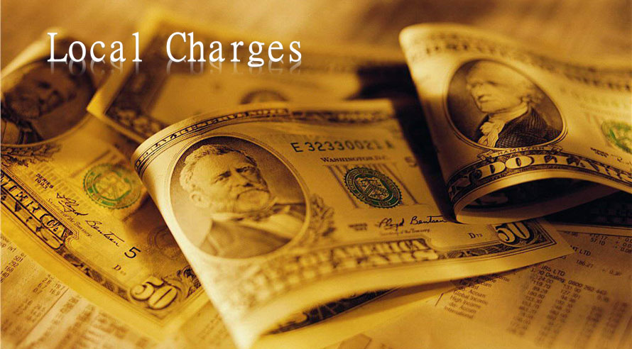 Local charges