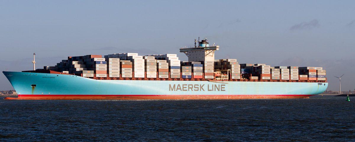 Tàu emma Maersk