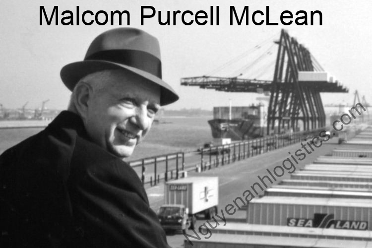 Malcom Purcell McLean
