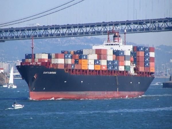 vận chuyển đường biển quốc tế
