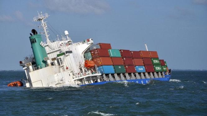 tổn thất bảo hiểm hàng hải