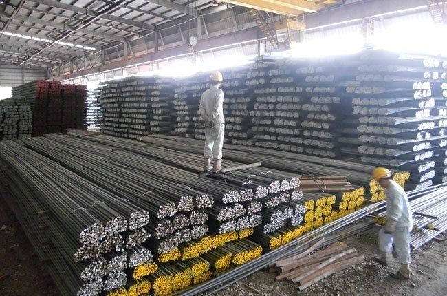 thủ tục xuất nhập khẩu sắt thép