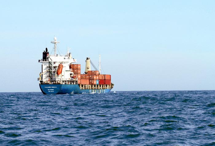 hãng tàu container vinalines