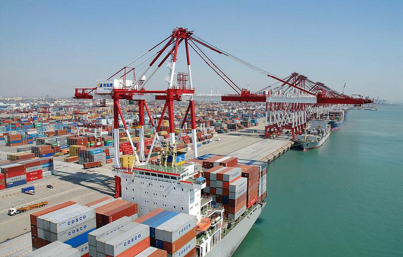 vận chuyển hàng lẻ container đi qingdao