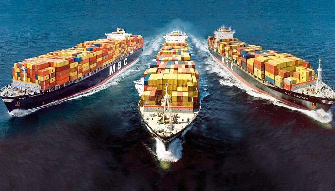 vận chuyển container từ thái lan