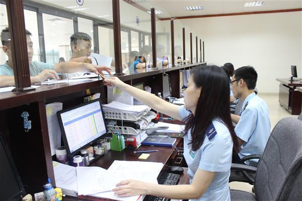 dịch vụ khai thuê hải quan