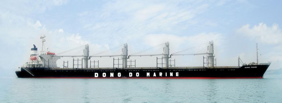 hãng tàu Đông Đô Martine