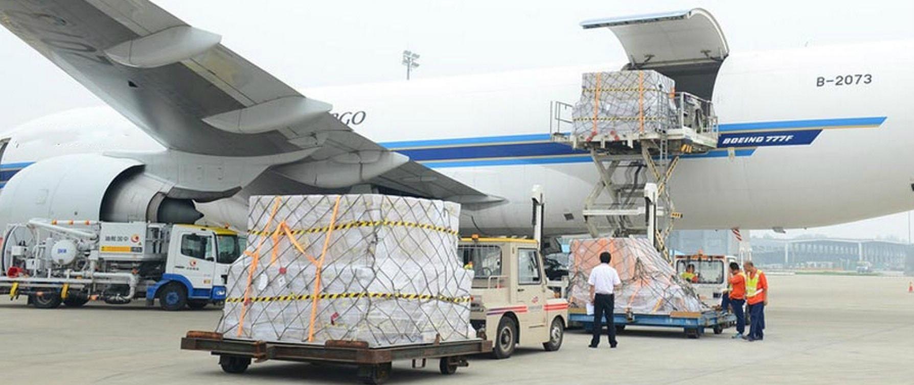 quy trình xuất khẩu hàng hóa bằng đường hàng không