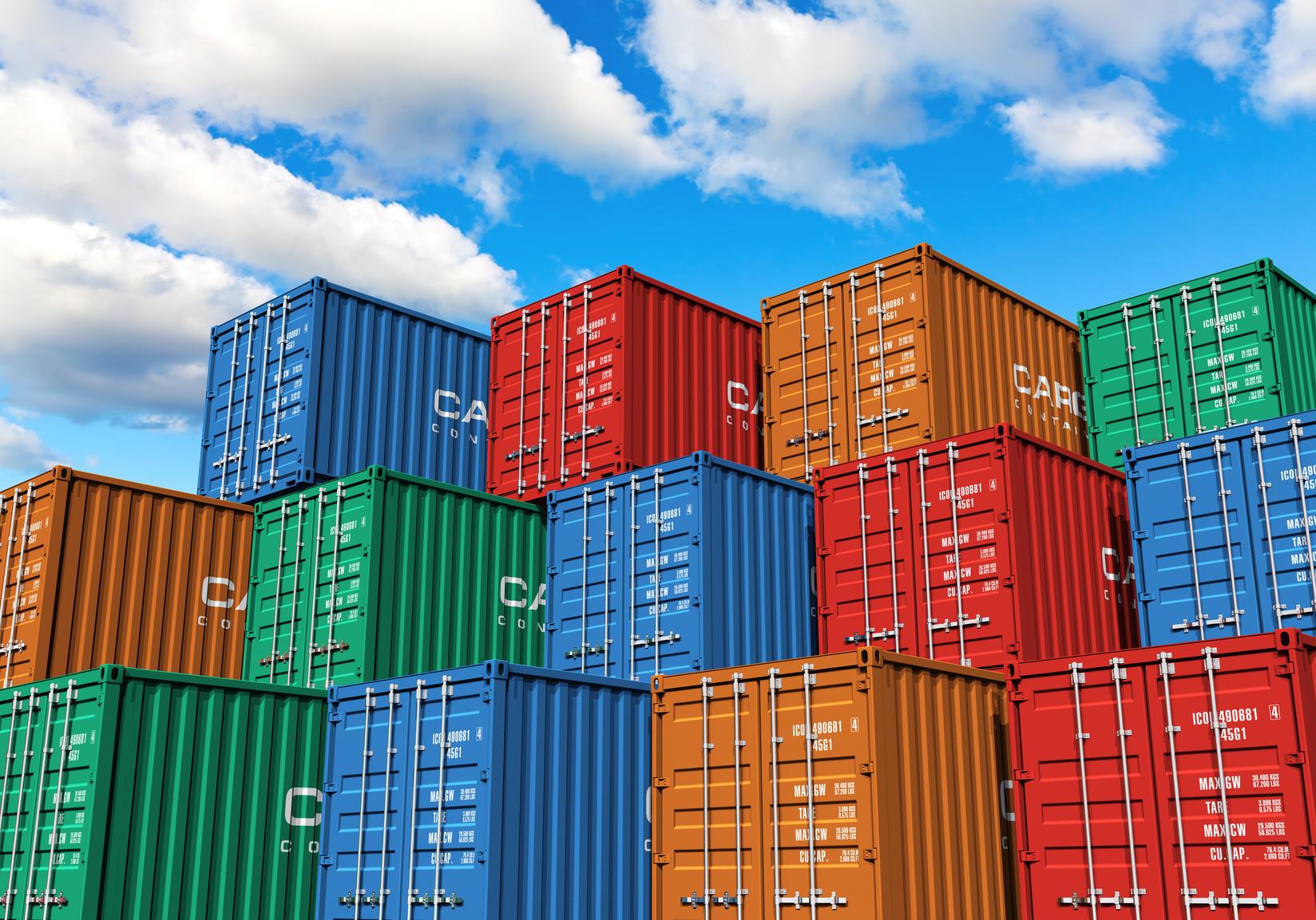 Phân biệt các loại container, công dụng và kích thước từng loại