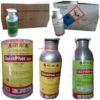 Quy trình làm chứng thư khử trùng hàng hóa Fumigation
