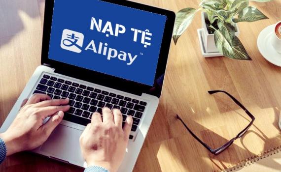 Hướng dẫn tạo tài khoản và nạp tiền vào alipay từ A đến Z