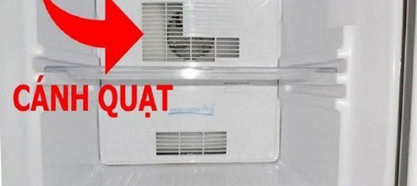 nhập khẩu quạt làm mát tủ lạnh