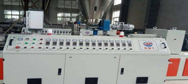 thủ tục mua máy sản xuất nhựa